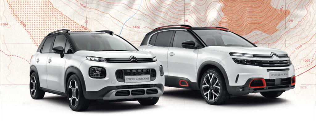 Gamma SUV Citroën Torino