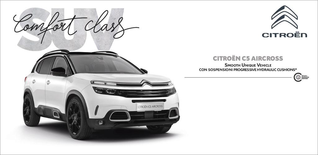 Citroën C5 Aircross Torino