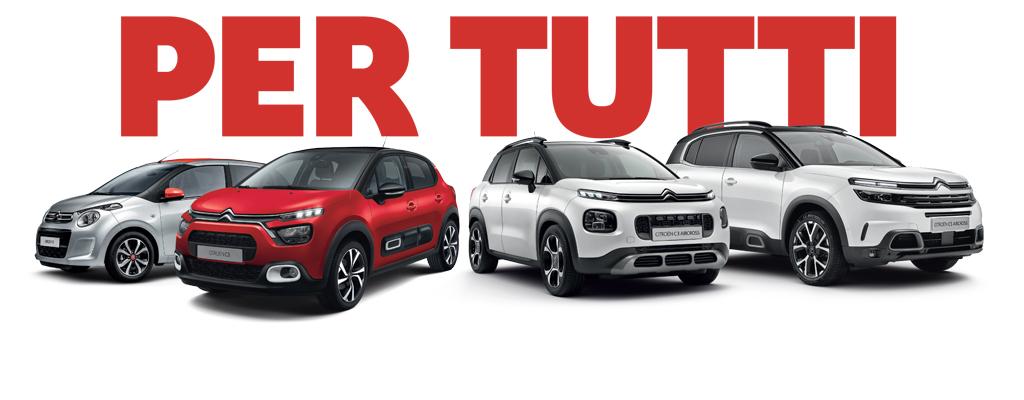 Gamma Citroën con Ecobonus