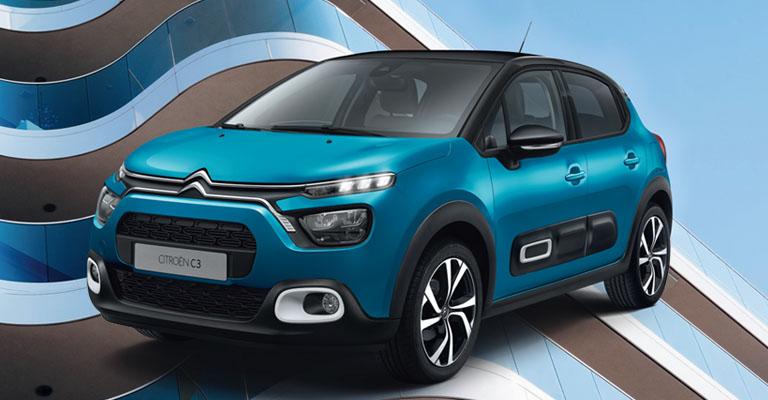 Nuova Citroën C3
