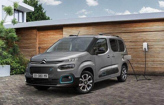Citroën e-Berlingo Torino