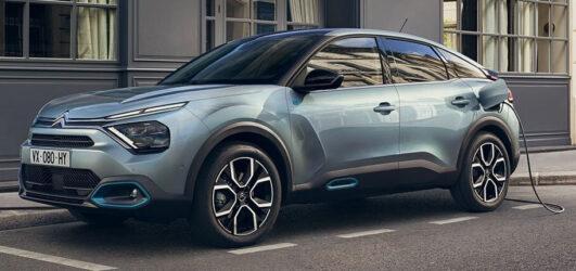 Citroën C4 elettrica Torino