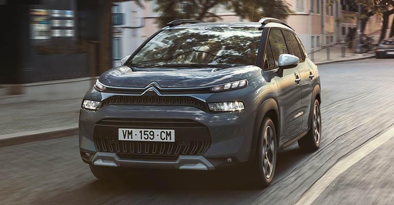 Citroën C3 Aircross promozione