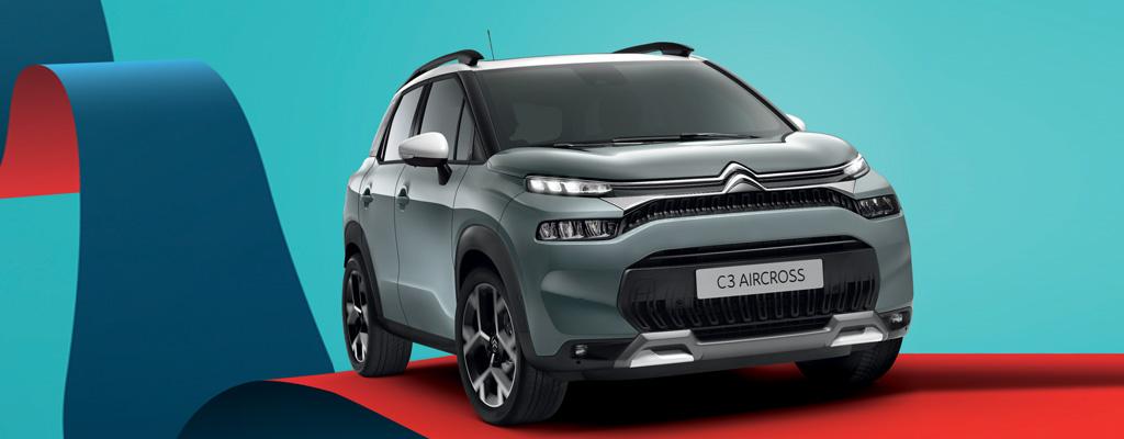 Nuovo Citroën SUV C3 Aircross promozione