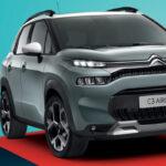 Nuovo Citroën SUV C3 Aircross